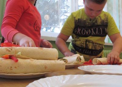 warsztaty kulinarne dzieci